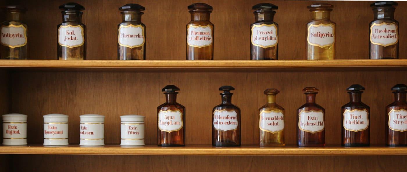 Lugol'sche Lösung: eines der günstigsten und wichtigsten Medikamente