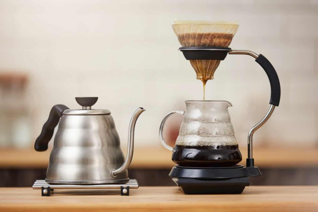 Kaffee-Einlauf: zur Entgiftung des Körpers